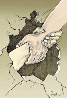 Solidaridad ante el sismo